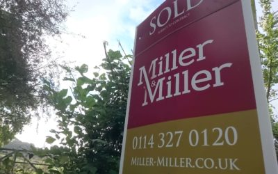 Buying and Selling. A Miller & Miller Sales Board - Sold Subject to Contract
