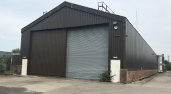 Change of Use of Industrial Unit to Gymnasium