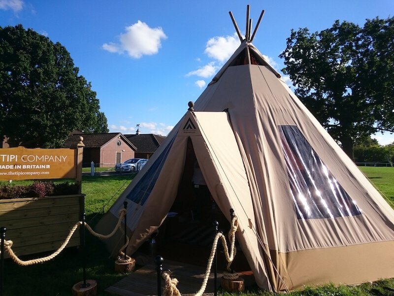 Planning for Glamping Sites